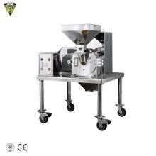 small dry red chili powder crusher crushing grinding processing machine