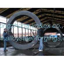 Forged Alloy Steel High Hard Precision Gear Ring Forging For Wind Power Generation