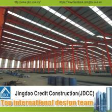 Professionelle Stahlstruktur Mechanische Werkstatt