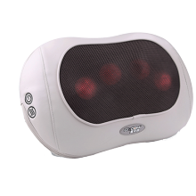 Infrared neck and back electric massage pillow