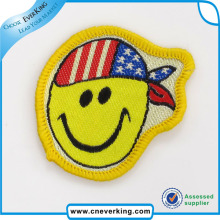 Custom Embroidery Applique Embroidered Patches for Custom