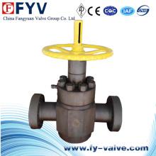 Válvula de arranjo de dreno de alta pressão