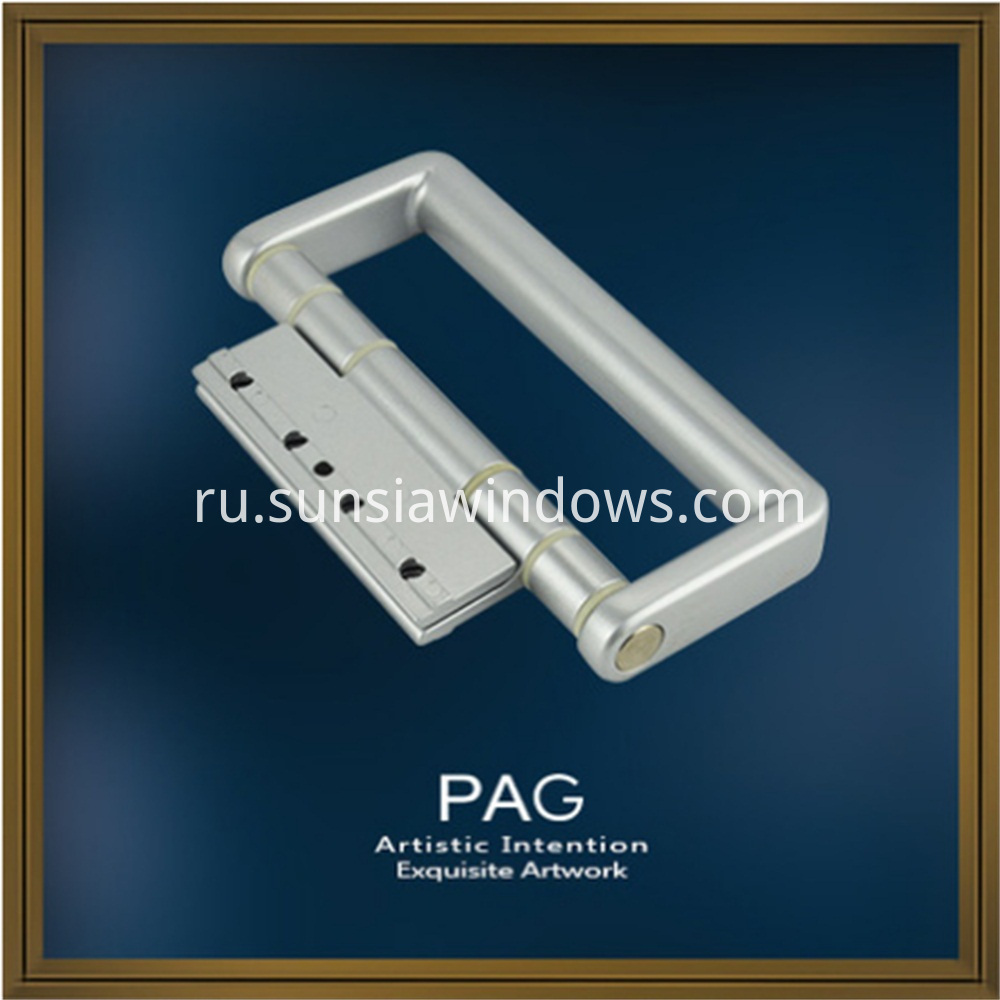 High Quality Zinc Adjustable Angle Hinge for Slide & Fold System