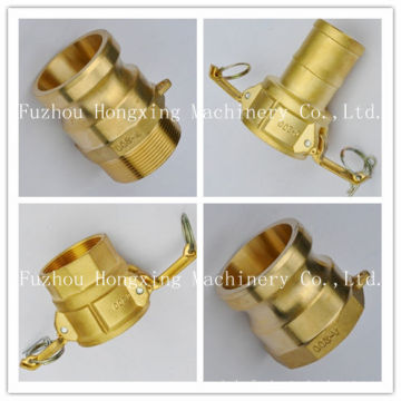 Water hose quick coupling
