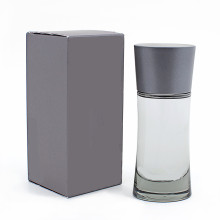 Glass Bottle Best Price and Good Desighed Perfume for Men