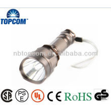 lumens aluminum CREE LED power style flashlight