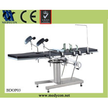 BDOP03 used hospital medical head surgery antique operating table for sale