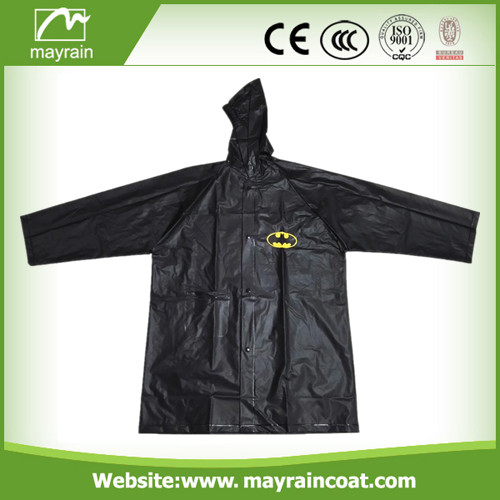 PVC Raincoat and Rain Poncho