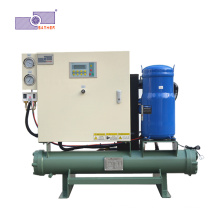 10 Ton 12.5HP Industrial Commercial Water Cooled Scroll Mini Chiller