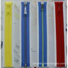 Colorful Nylon Zippers for Clothes