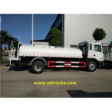 JAC 9 Ton Water Hauling Trucks