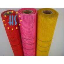 Волокна армированного стекла сетка для армирования стен, потолков, полов