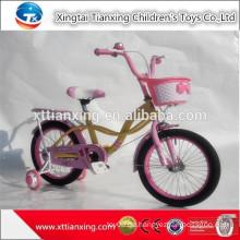 Heißer Verkaufs-Baby spielt Kind-Fahrrad / China bildete Fahrräder für 6 Jahre alt