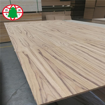 Nature Teak chapa mdf 17mm tablero