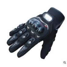 Gants de moto, gants de course de vélo en plein air, la moitié fait référence à des gants de chevalier