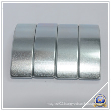 Arc Neodymium Perment Magnets with RoHS Certification