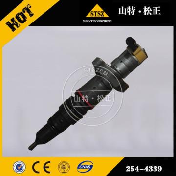 Injetor de combustível Caterpillar C9 254-4339 CAT motor de peças de reposição 2544339