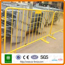 modular metal fence
