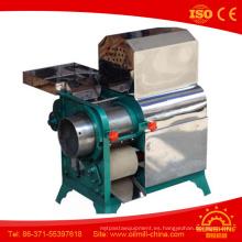 Separador del hueso de pescado de la máquina de Deboner de la carne de pescado