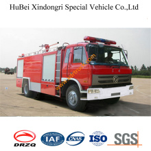 4ton Dongfeng Dry Powder Fire Truck Euro2