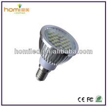 3W E14 reines Aluminium LED Spotligt