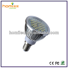 3W E14 Pure Aluminum LED Spotligt