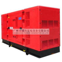 Gerador diesel silencioso de Kusing K33200 400kVA com automático
