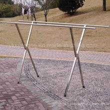 Muebles caseros asequibles de encargo que secan perchas de ropa