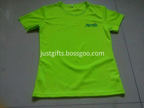 Personalized Cool Dry 100% Polyester Tees