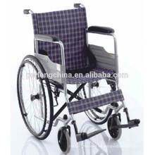Personas mayores manual eléctrico sillas de ruedas silla de ducha