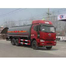 FAW 6X4 25000Litres Flammable Liquid Transport Tanker