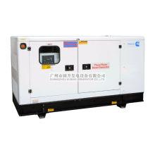 20kVA / 16kw Wasserkühlung AC 3 Phase Diesel Schallschutz Generator