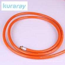 Flexible de PVC de alta presión pesticida spray manguera. Fabricado por Kuraray. Hecho en Japón (manguera de presión)