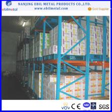 Поставщики стальных стеллажей Nanjing Поставщики стеллажей с обратной связью с низкой ценой