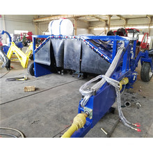 machine agricole tracteur compostable andaineur turner