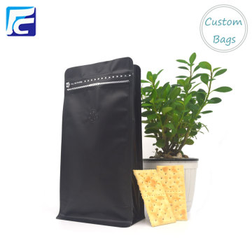 Custom Tea Packaging Plastic Zipper Bag