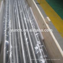 Barra lisa titanium Rod BT3-1 TC6 Ti-6AL-1.5Cr-2.5Mo-0.5Fe-0.3Si