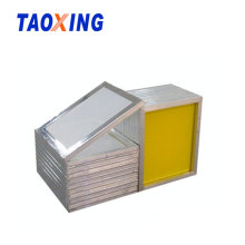 cadre d'impression sérigraphique en aluminium