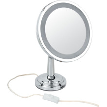 360 Degree Swivel Metal Makeup Mirror
