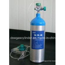 Dispositif complet pour l'approvisionnement médical en oxygène