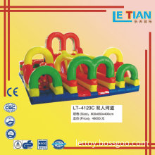Kids Inflatable Outdoor Playground Equipment Jumping Castle