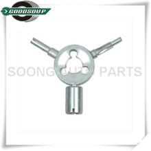 4 in 1 valve core tool, Tire valve repair tool, Valve core extracting tool