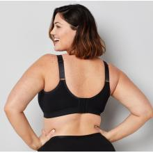 In-stock plus size full cup wireless bra