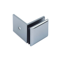 Square Style Wall Mounted Glass Clamp