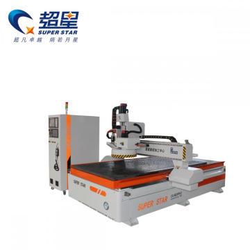 máquina de talla cnc router auto herramienta cambiador