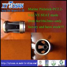 ISO, GB, JIS Marine Metal Seat Válvula Borboleta
