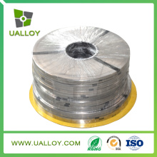Resistance Alloy Strip for Resistors