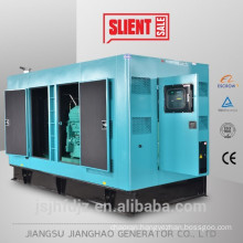 With Silent canopy low fuel consumption cheap price 250kva generator,250 kva diesel generator