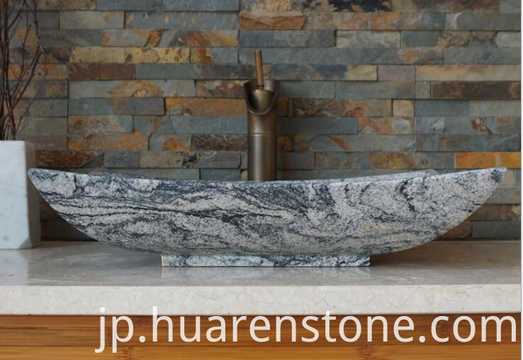 stone bathroom sinks