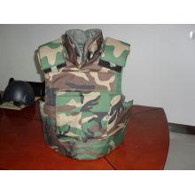 Chaleco antibalas NIJ IV de palanca para militares
